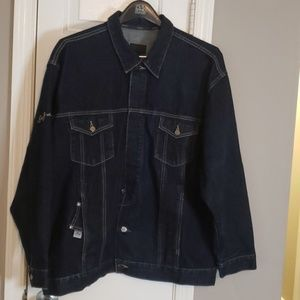 Men's Sean John Denim Jacket